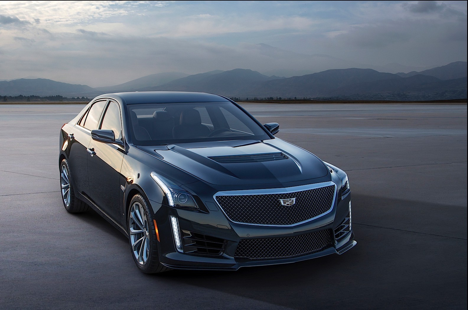 Car Manufacturers Owners 2017 Cadillac Cts V Review Autoevolution