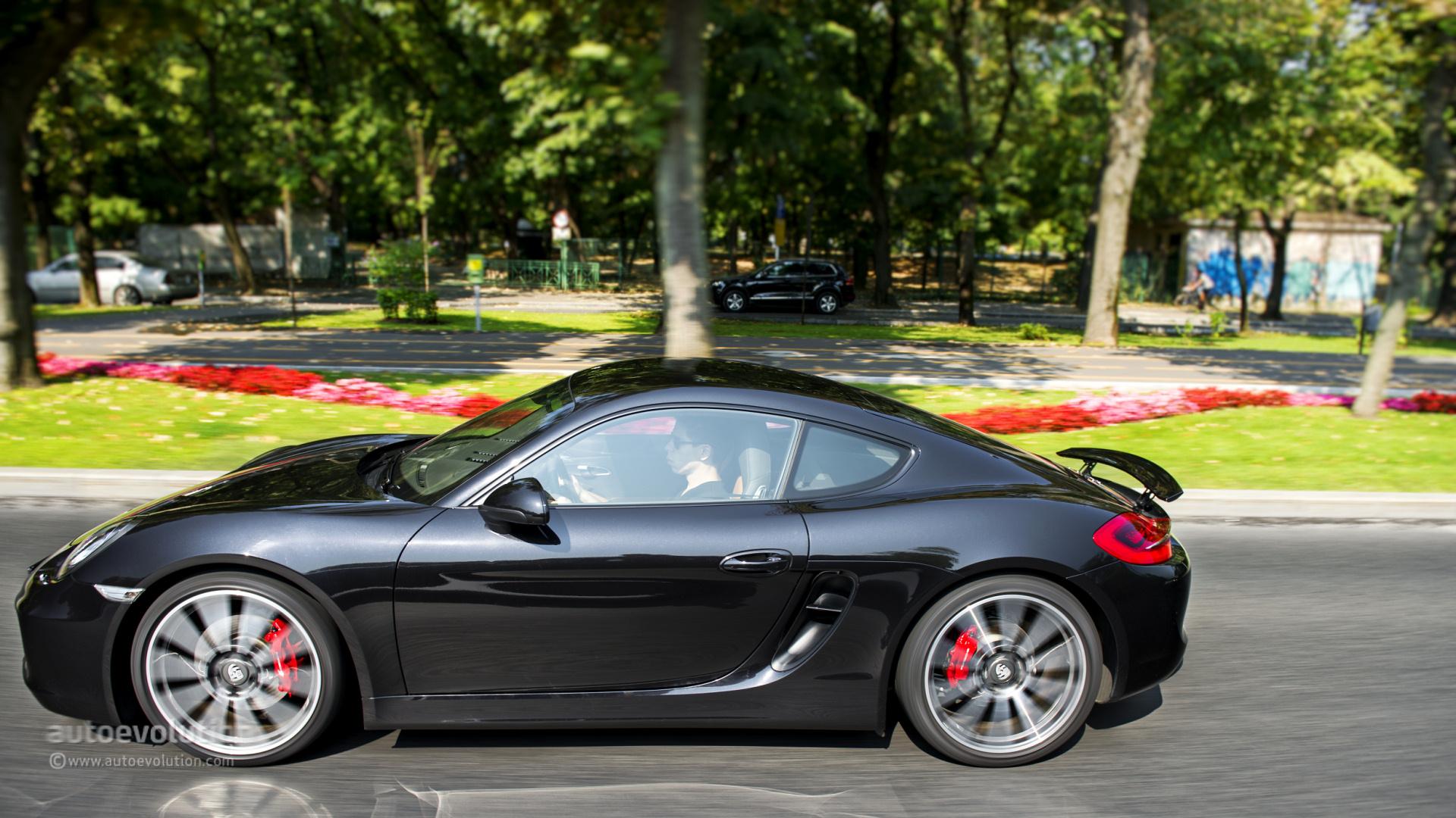Nova Car Wallpaper 2014 Porsche Cayman S Review Autoevolution