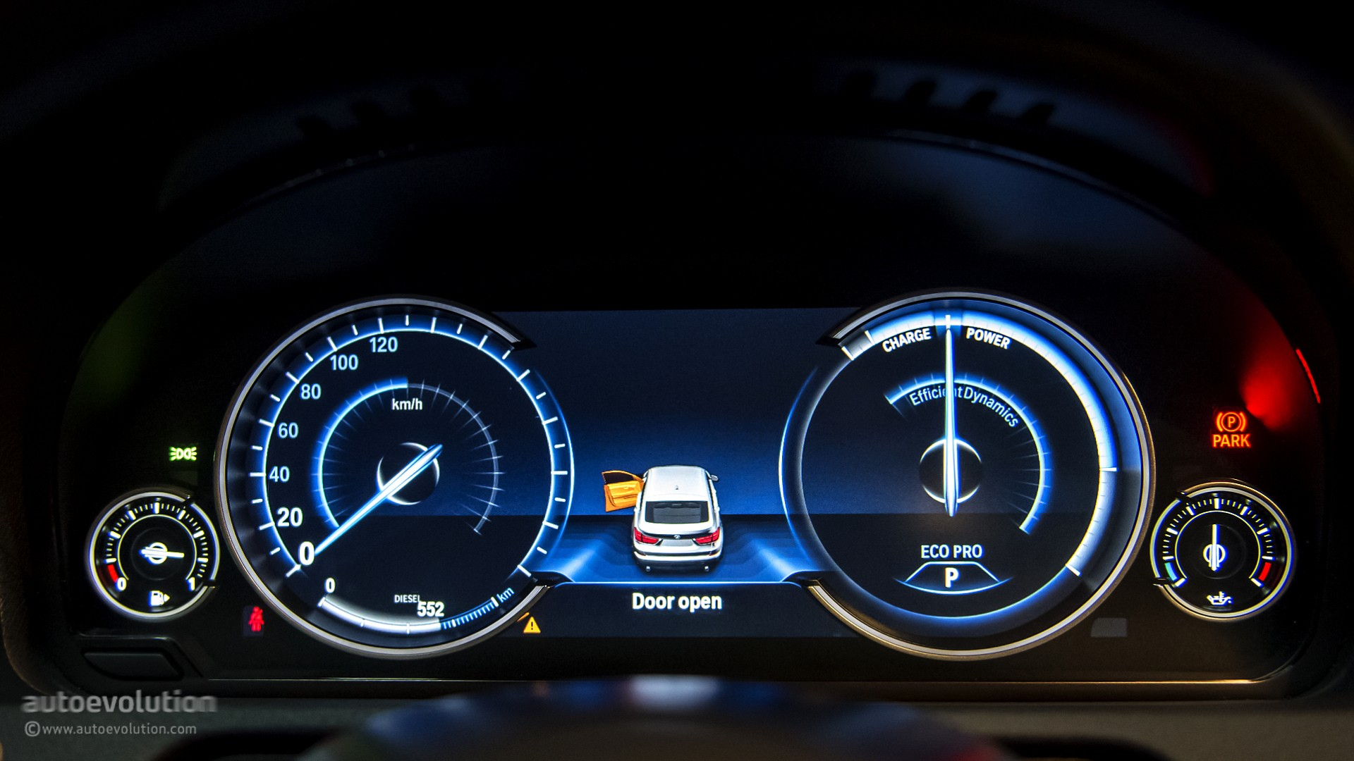 Cars Speedometer Wallpapers 2015 Bmw 5 Series Gran Turismo Review Autoevolution