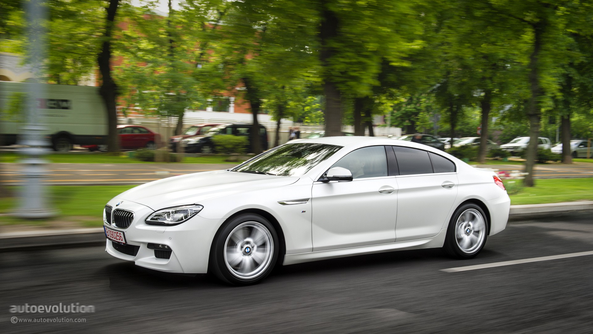 Bmw Gran Coupe 6 2016 Bmw 6 Series Gran Coupe Review Autoevolution