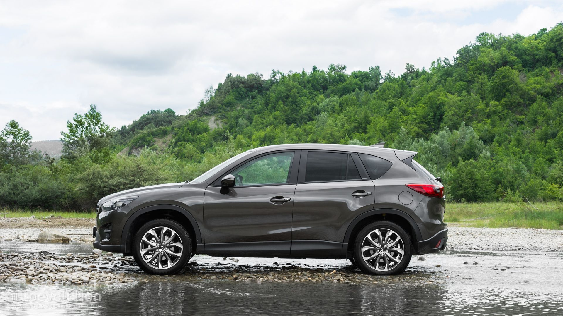 Sick Car Wallpapers 2016 Mazda Cx 5 Review Autoevolution