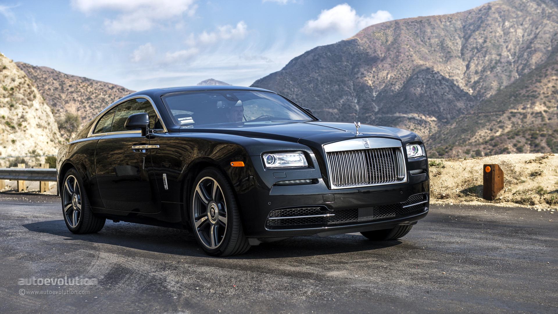 Bentley Car Logo Wallpapers Rolls Royce Wraith Review Autoevolution