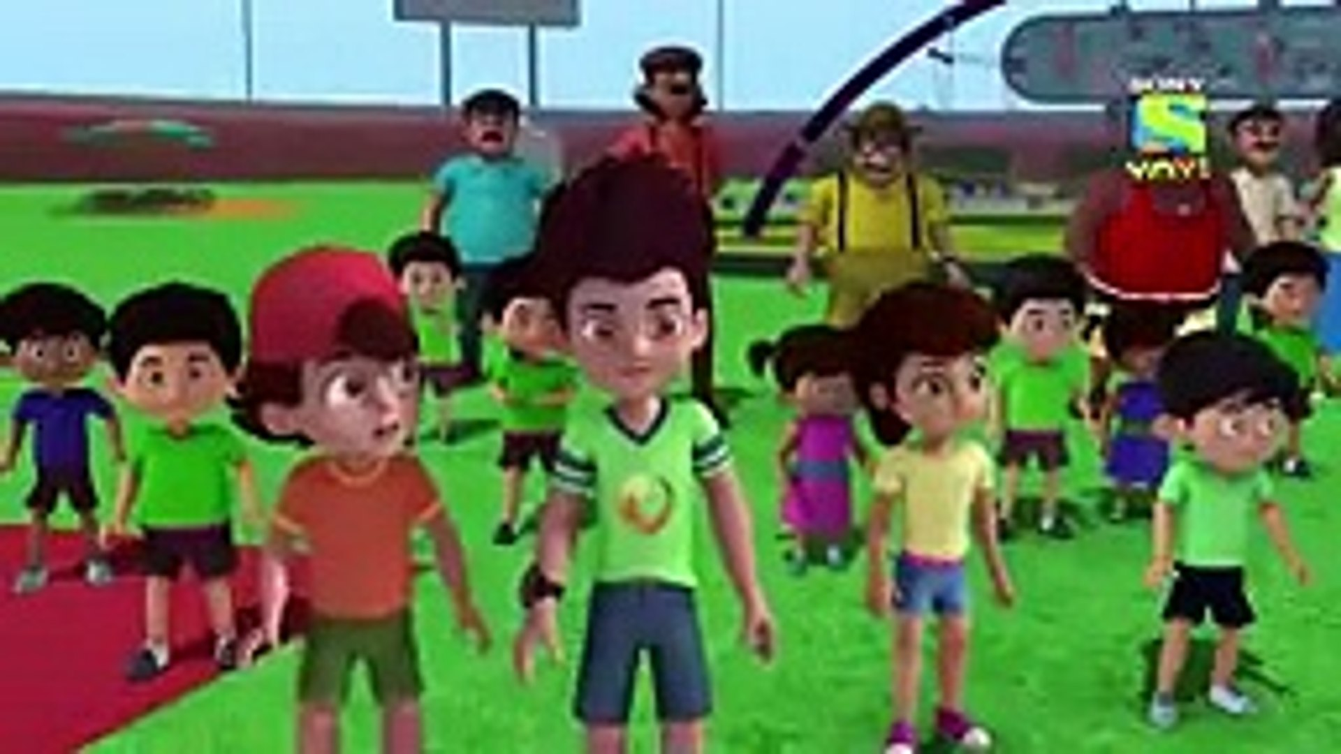 Kamine Yaar Ka Birthday Happy Kid Cartoon