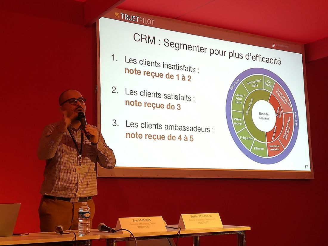 Salon E Marketing Paris Comment Faire Des Avis Clients Un Levier De Performance