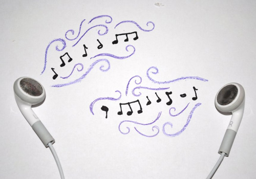 Depression Quotes Iphone Wallpaper Christmas Cute Drawing Drawings Music Notes Image