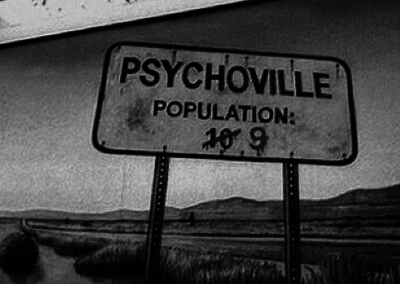 Cute But Psycho Wallpaper Black And White Crazy Grunge People Population Psycho