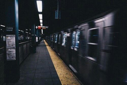 Indie Wallpaper Iphone 6 I Want To Take A Subway And Escape Image 3182731 By