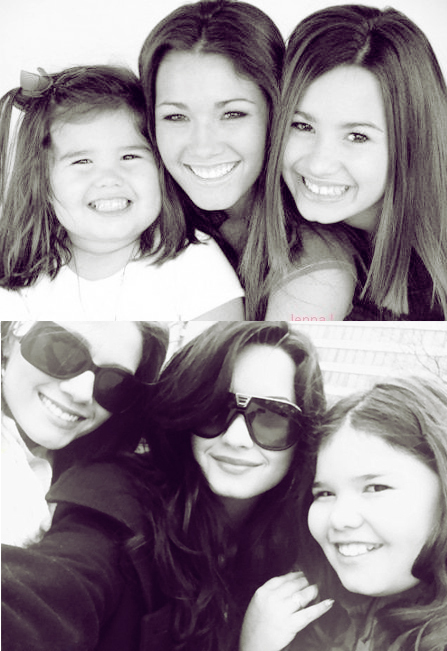 Wallpaper For Sister With Quotes Beautiful Dallas Demi Lovato Lovato Family Madison