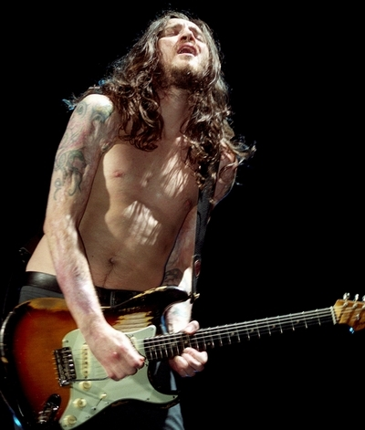 Guitar Girl Wallpaper Iphone Anthony Keidis Frusciante Guitar Handsome Jesus