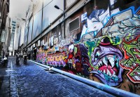 art, brick wall, colourful, graff, graffiti - image ...