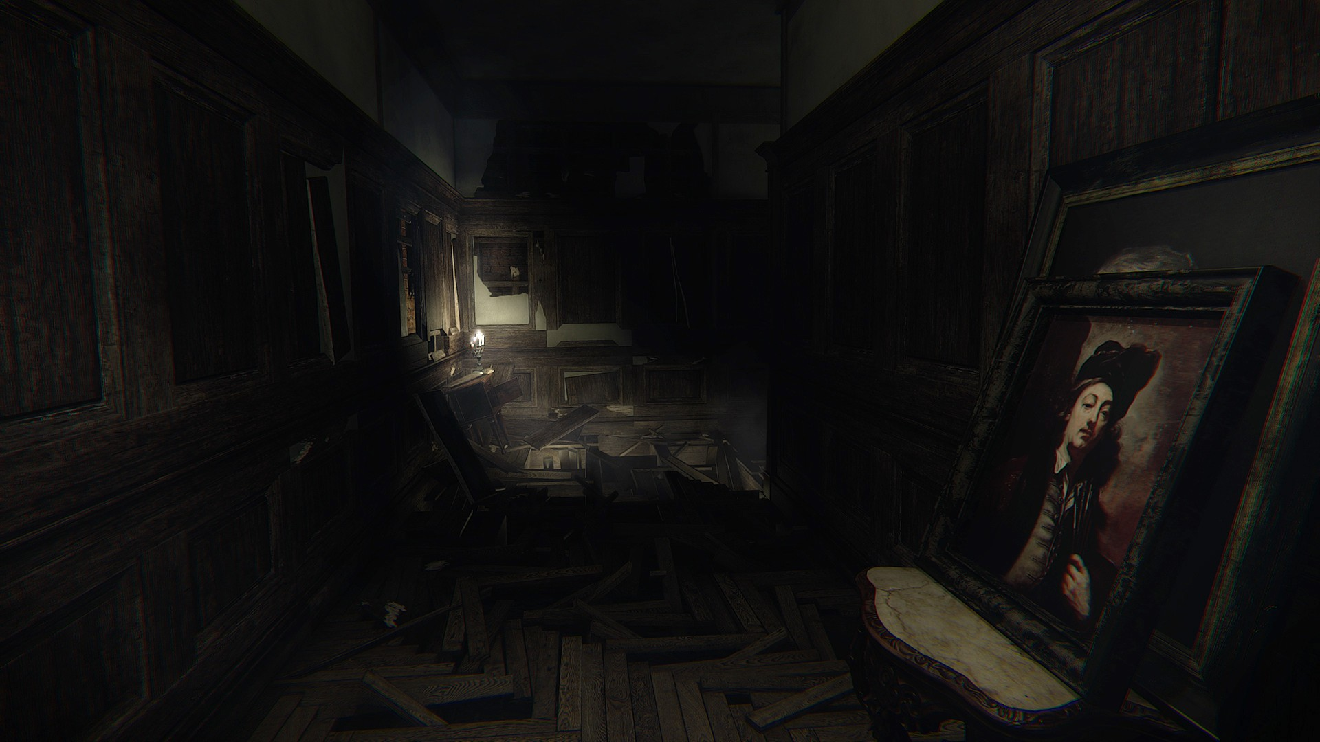 Arte Krankes Video Layers Of Fear
