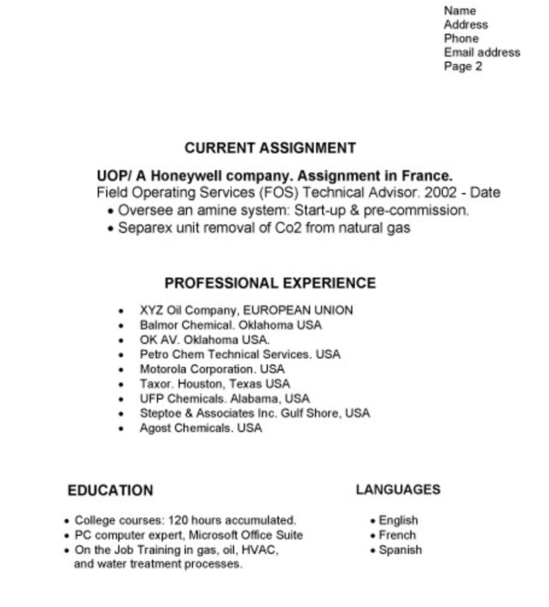 school leaver job application cover letter example