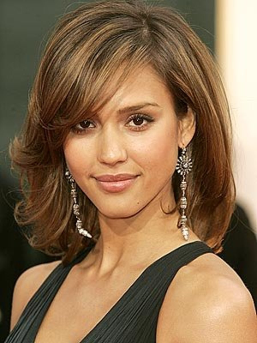 Short To Medium Hairstyles For Fine Thin Hair