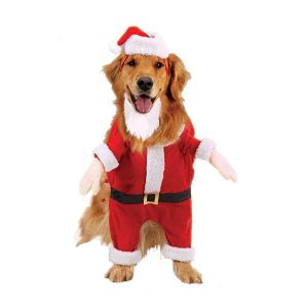 Santa Claus Costumes by MakinBacon