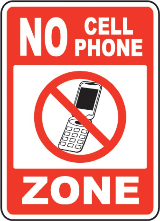 no cellphone use sign 3slufsluidsprekers