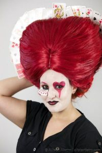 Queen Of Hearts Hair Ideas | www.imgkid.com - The Image ...