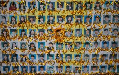 Sewol Ferry Owners' Family Members Jailed By South Korea For Embezzling Funds