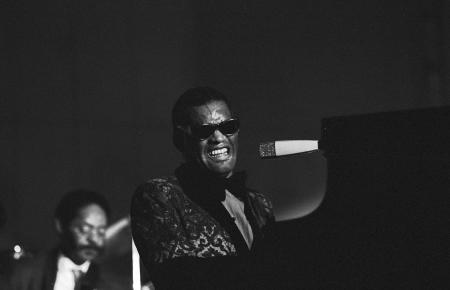 Ray Charles Piano Music