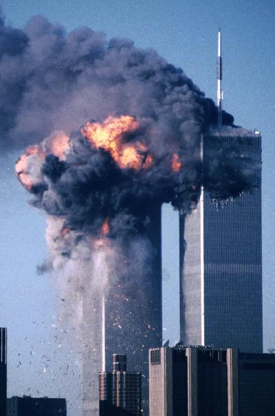 9/11 Attacks In Photos 2015: 15 Iconic Images From September 11, 2001 And Its Aftermath 14 Years ...