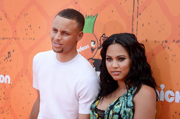stephen curry and ayesha curry instagram official embedding videos