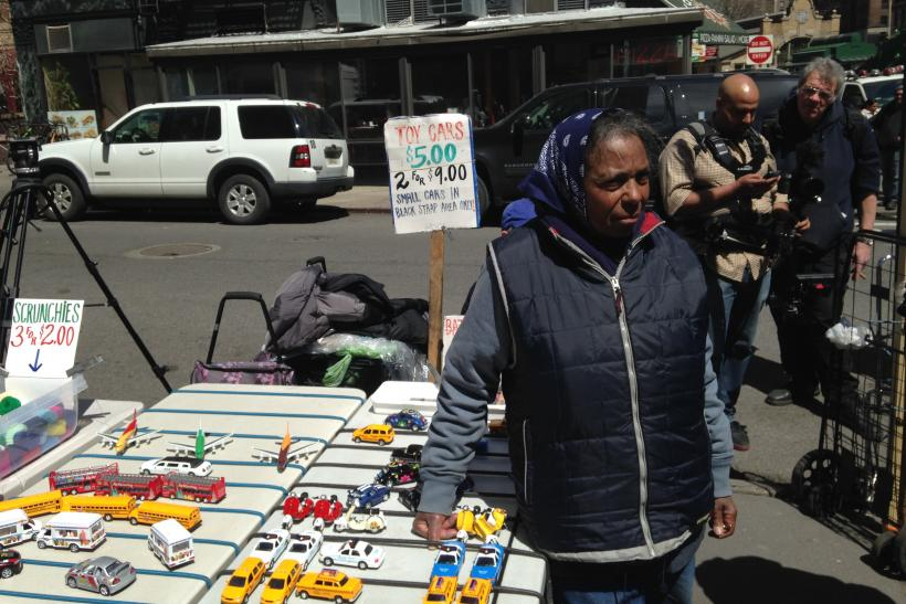 Low-Wage Worker Protests Elicit Sympathy On New York City Streets