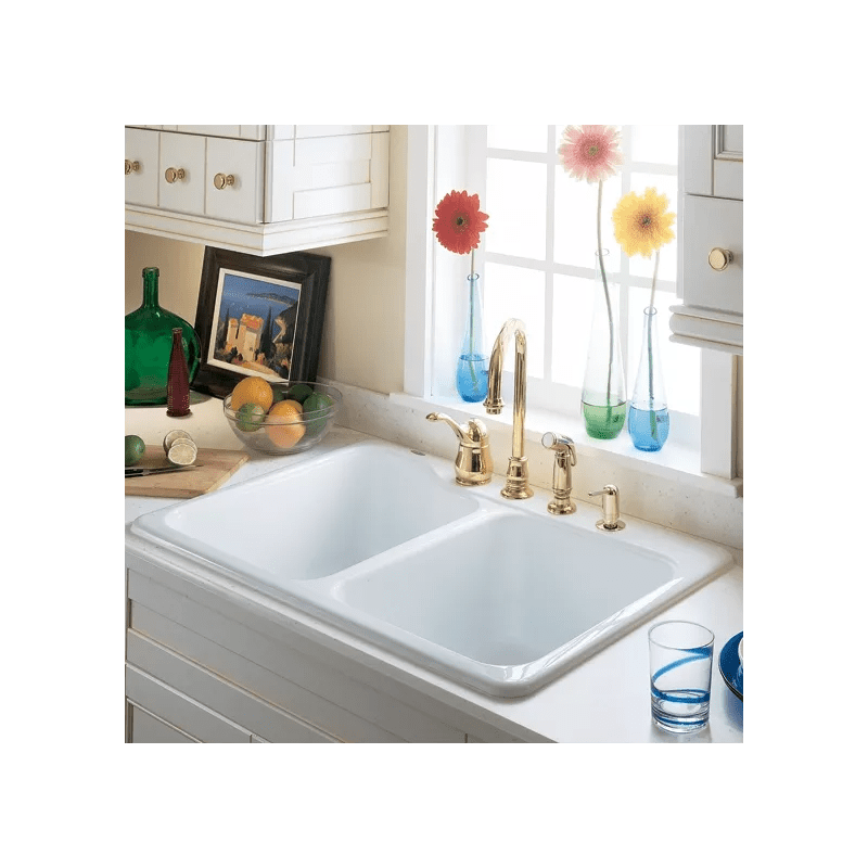 Faucetcom 7145001345 In Bisque By American Standard