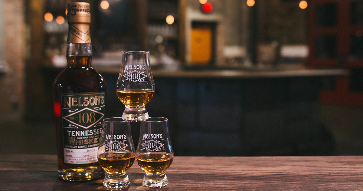 Nelsons Green Brier Distillery Tennessee Whiskey Returns
