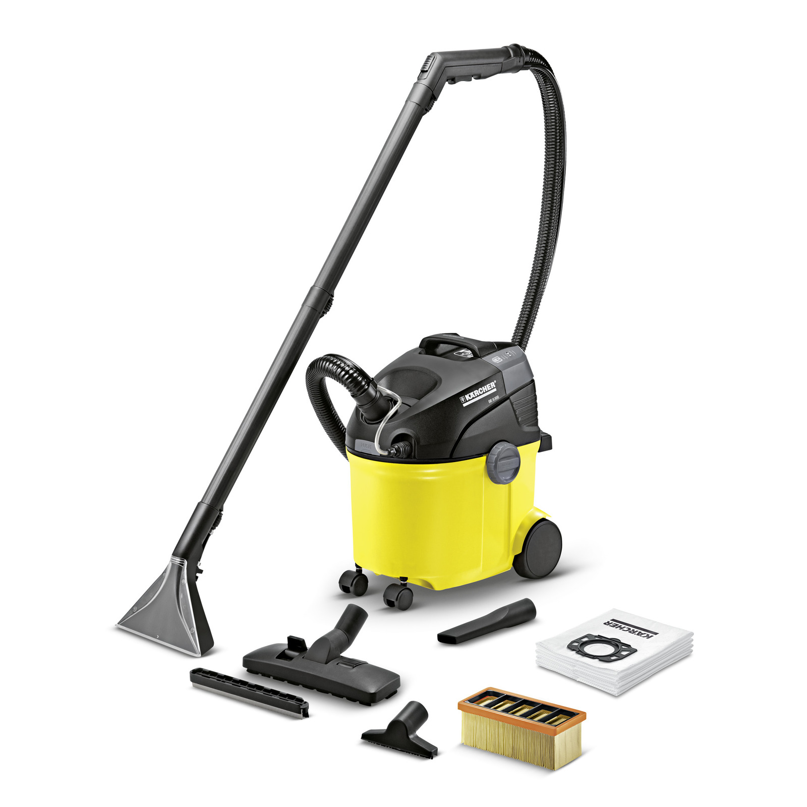 Carpet Cleaning Vacuum Se 5 100