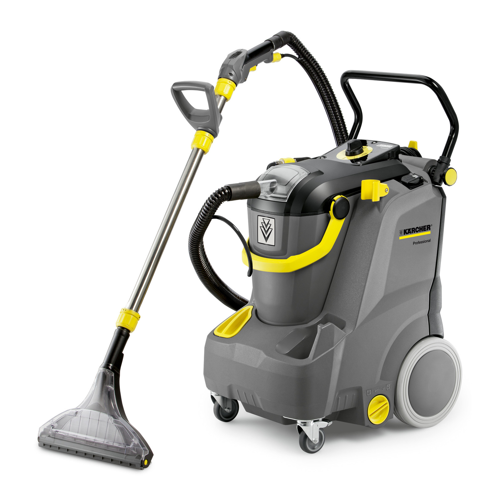 Carpet Cleaning Vacuum Puzzi 30 4 Kärcher International