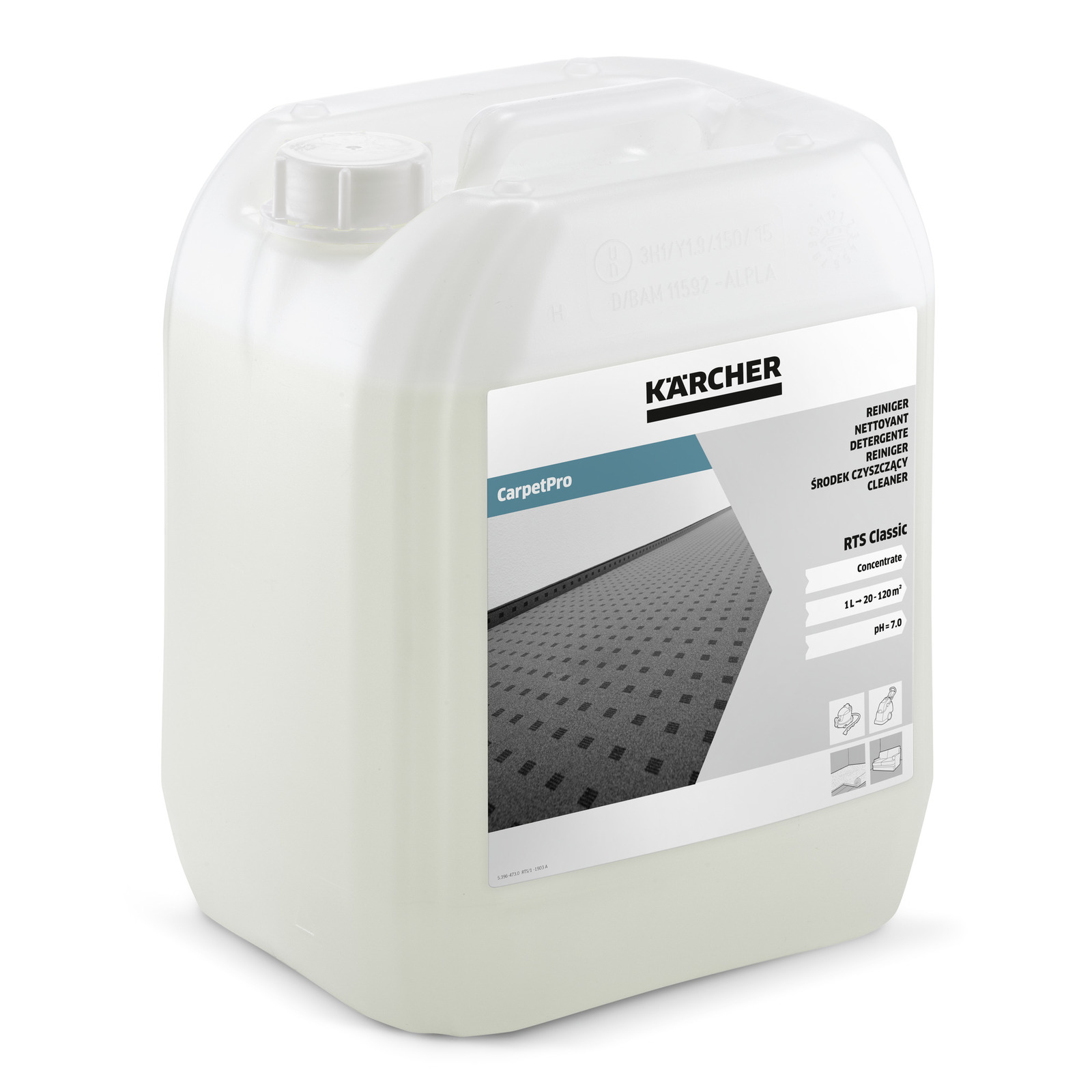 Tache De Suie Carpetpro Rts Classic Cleaner Kärcher International