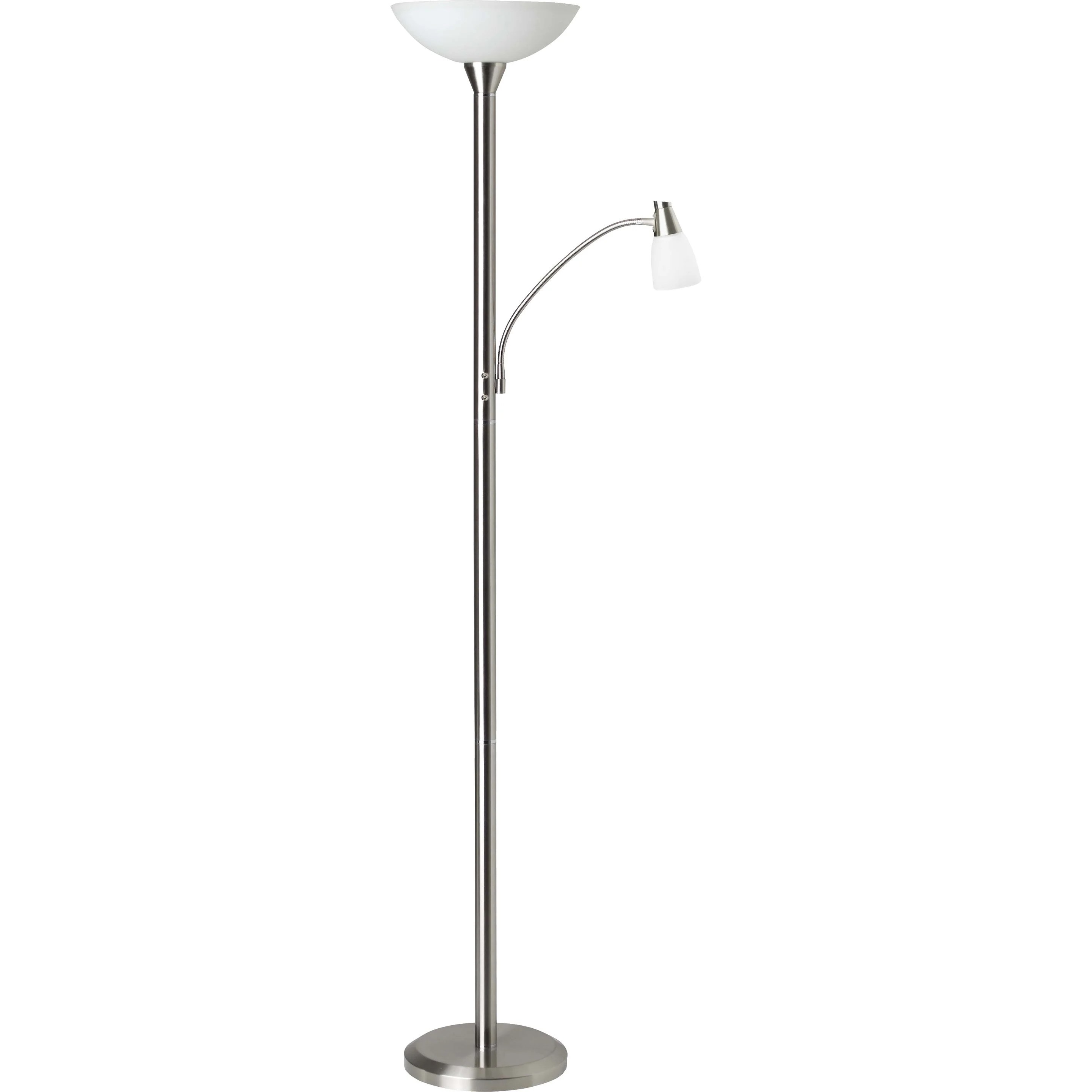 Lampadaire Avec Liseuse Lampadaire Avec Liseuse Led Lucy H 179 Cm 5 5 W