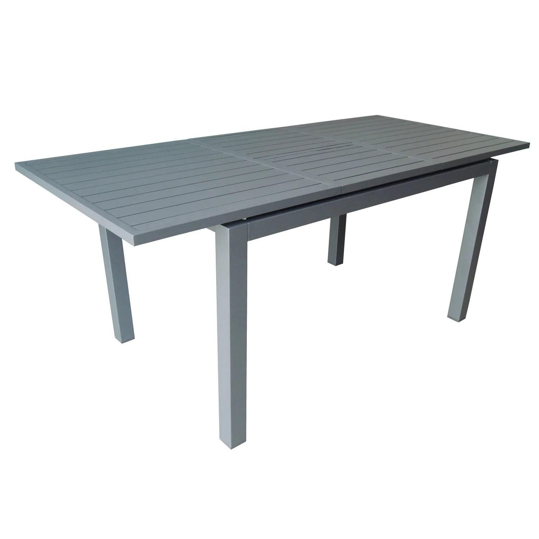 Table De Jardin Metal | Séduisant Table De Jardin Metal à Decoration ...