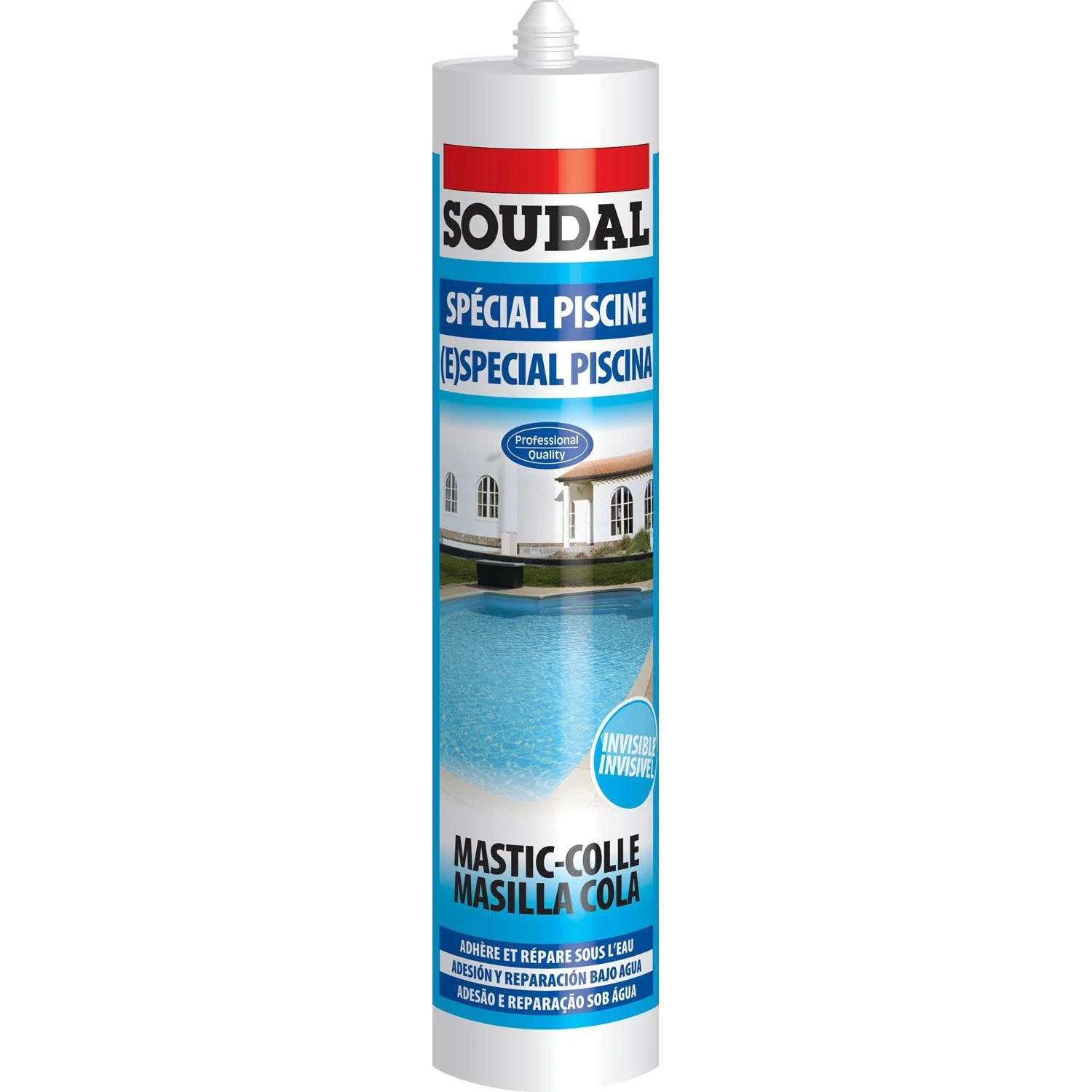 Mastic Colle Exterieur Colle Mastic Colle Piscine 290 Ml Leroy Merlin