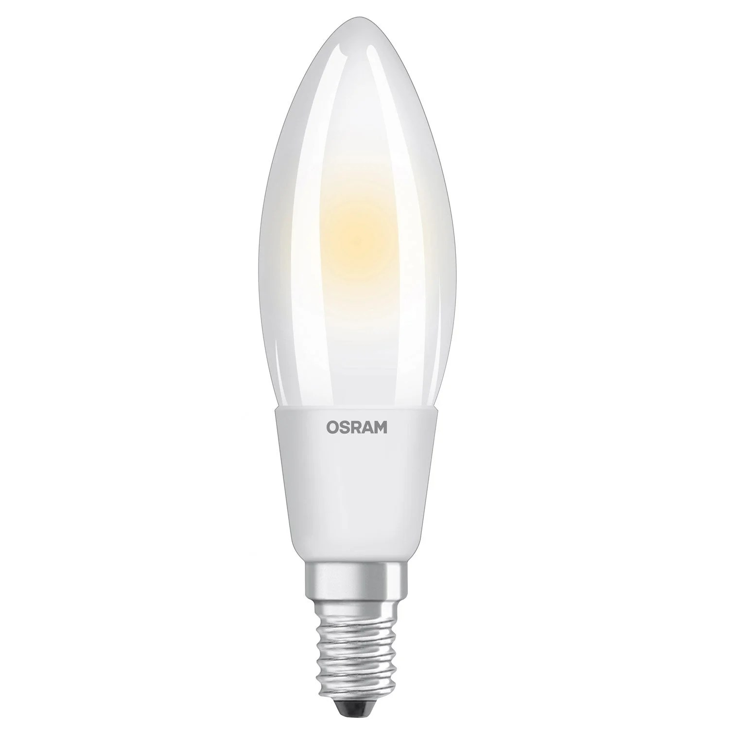 Ampoule Led Dimmable Led Bulb E27 Flame Dimmable 5w 470lm Equiv 40w 2700k 300 Osram