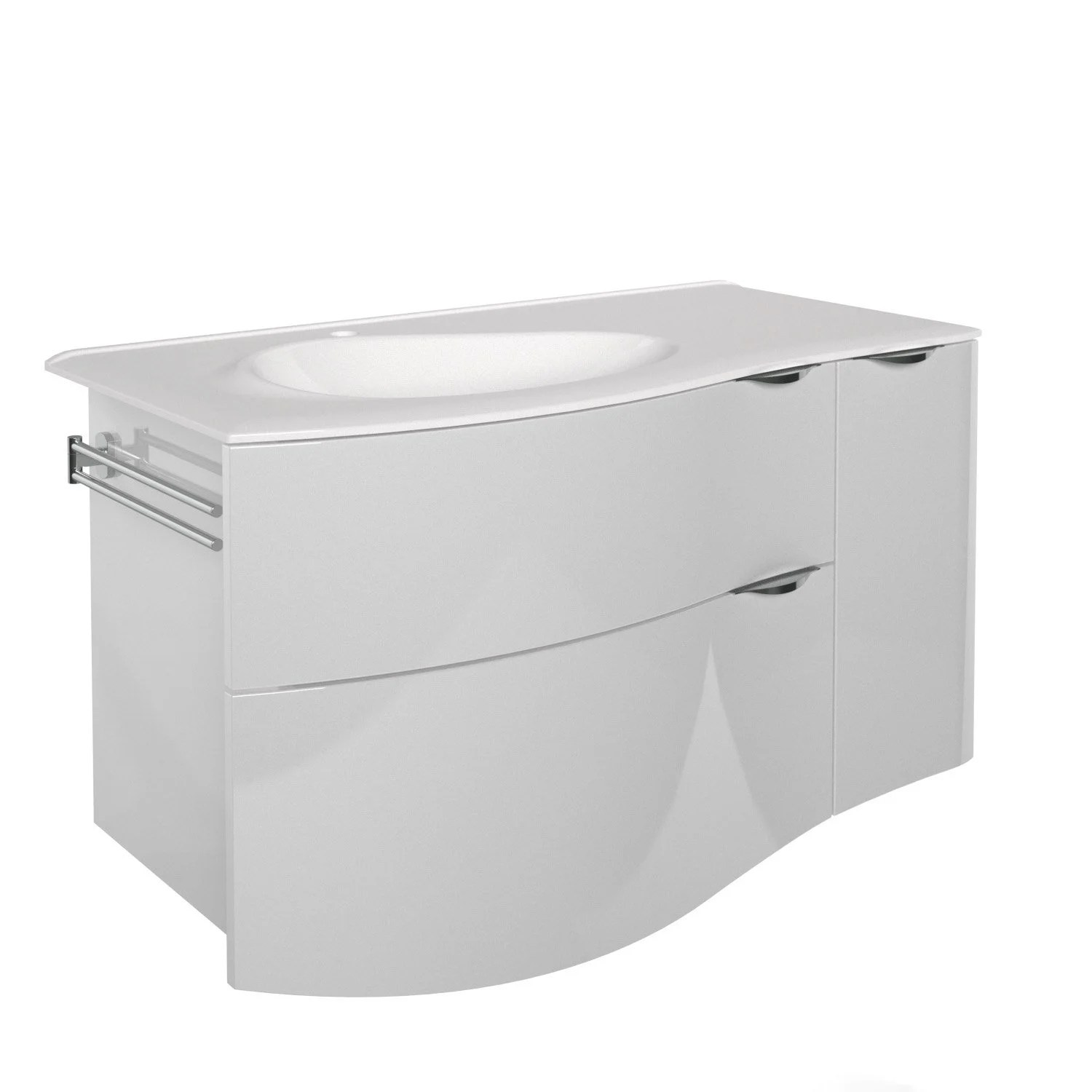 Meuble Double Vasque 100 Cm Lavabo Double Vasque 100 Perfect Awesome Meuble Double