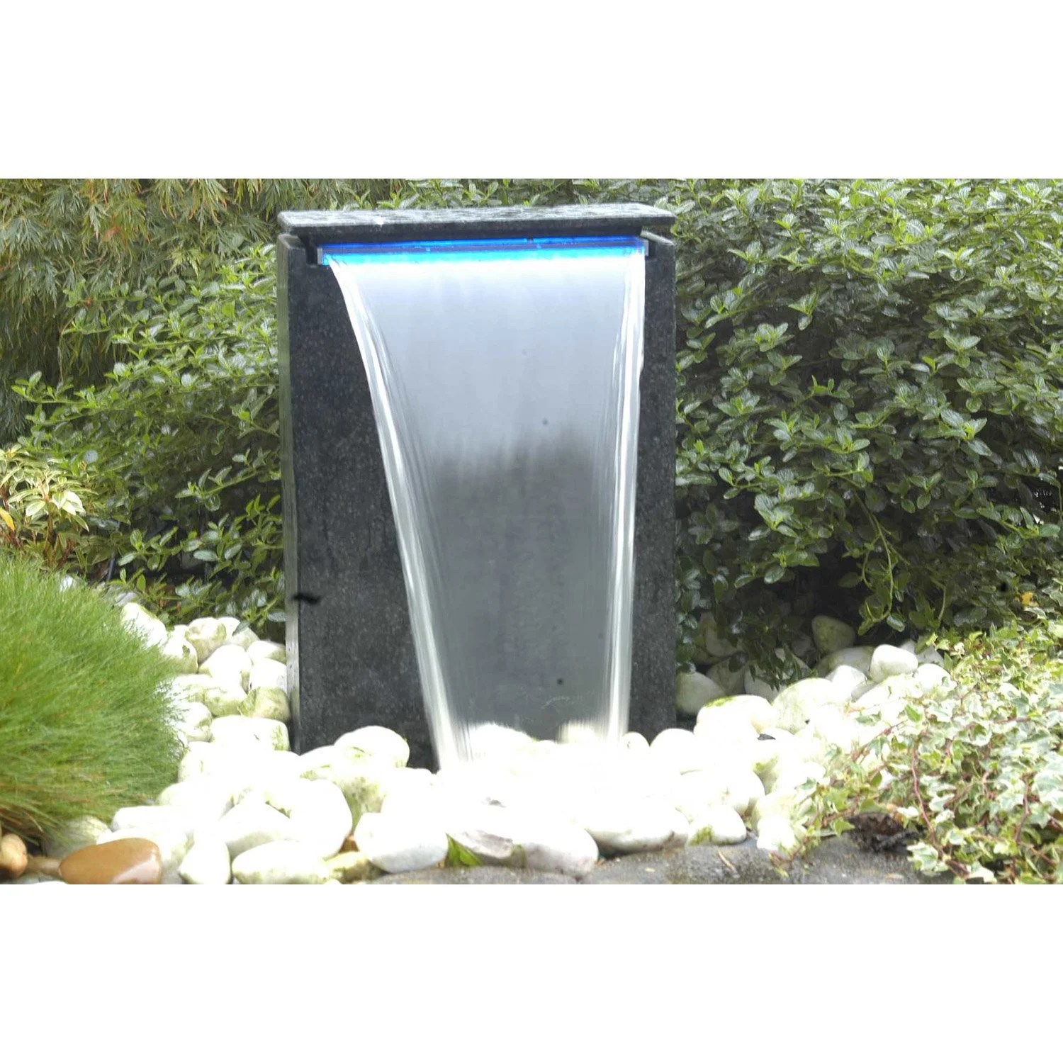 Decoration Fontaine Interieur Kit Fontaine Ubbink Vicenza Cascade Pompe Noir H 48 Cm