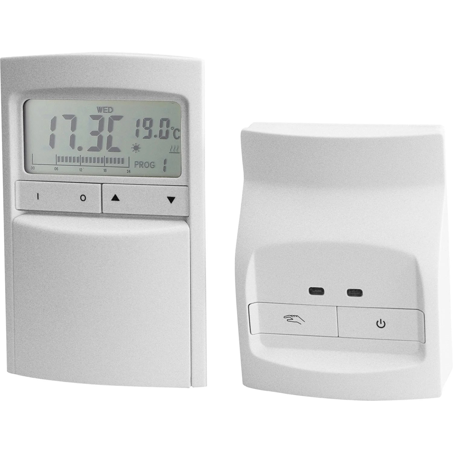 Thermostat Chaudiere Gaz Leroy Merlin Thermostat Programmable Sans Fil Celcia Crono 912 Rf