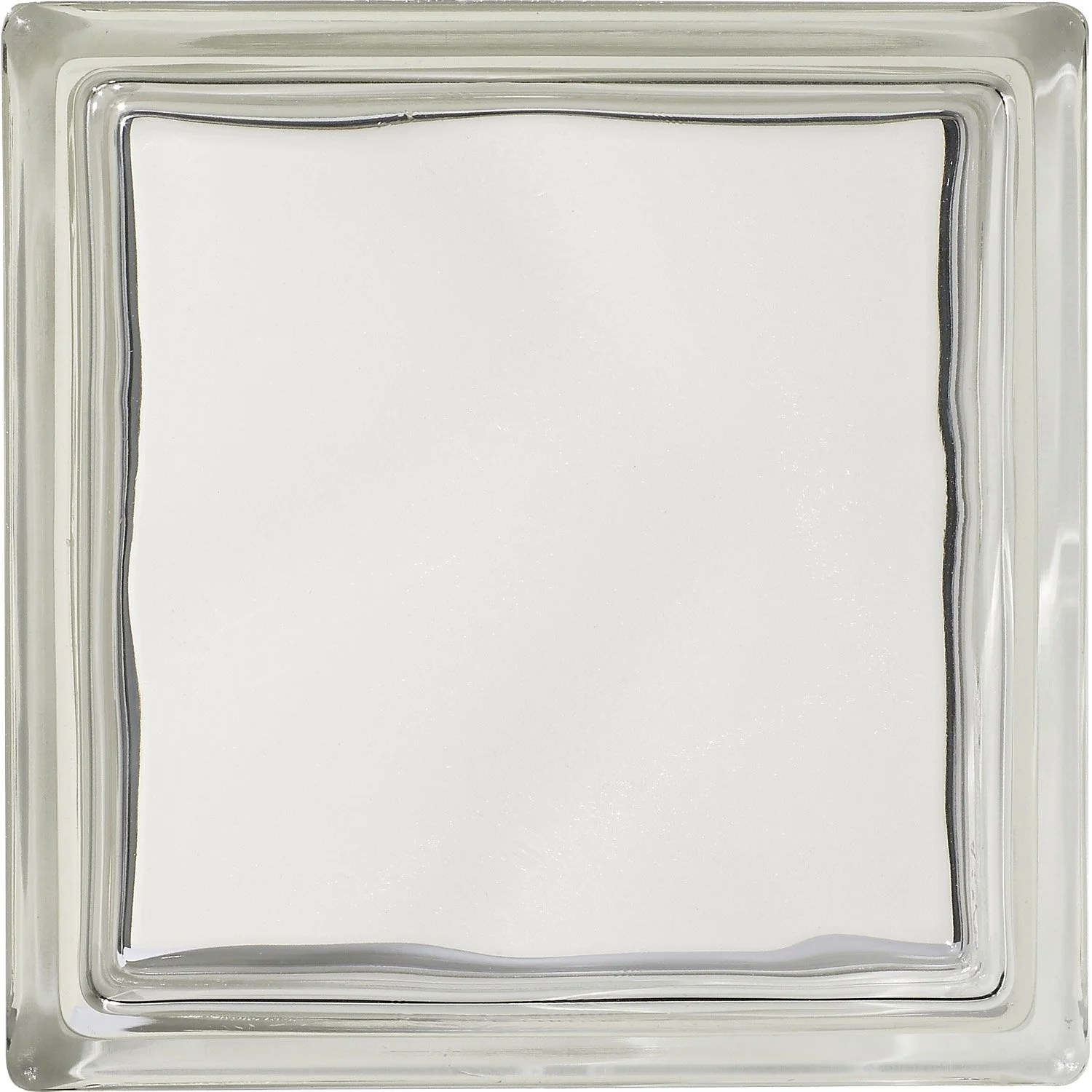 Carreau De Verre Brique De Verre Transparent Lisse Brillant