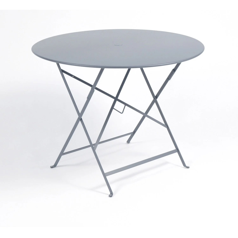 Table Bistrot Ronde Alu | Table Bistrot Aluminium Inspirant Meilleur ...