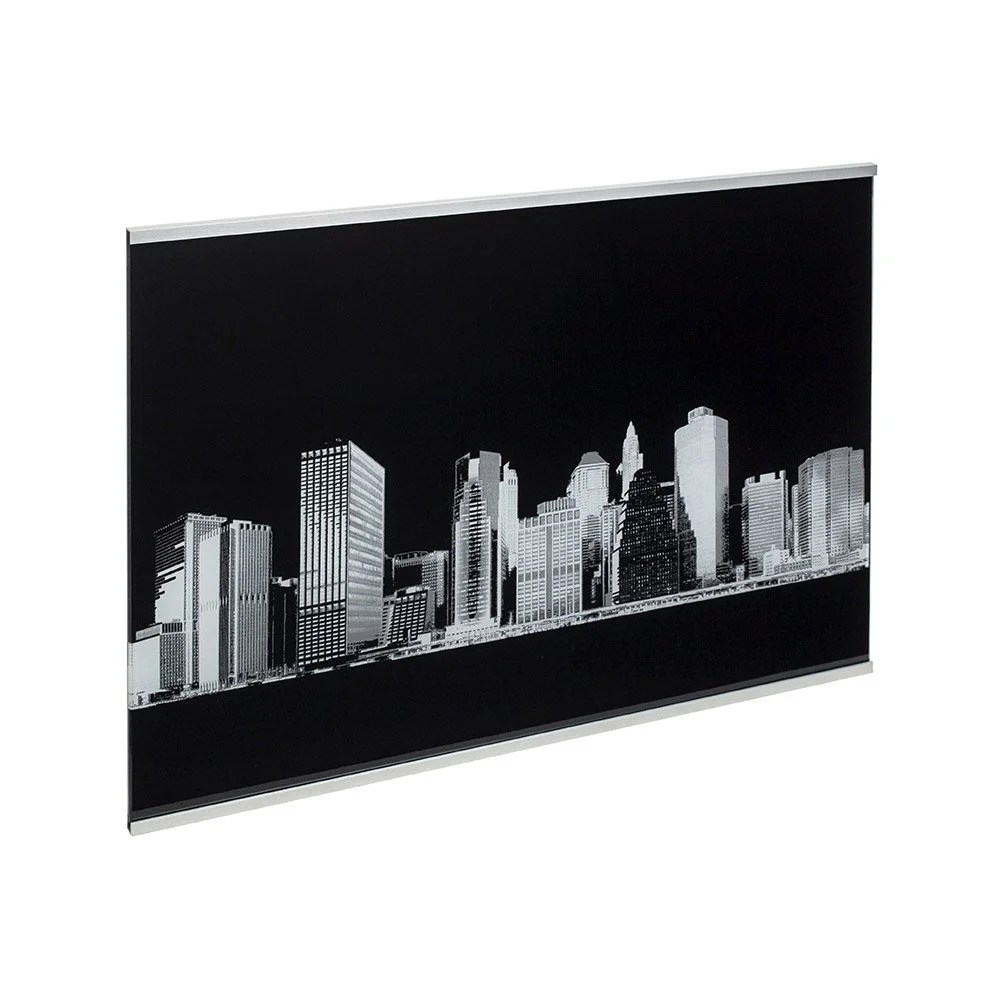 Credence Verre Leroy Merlin Crédence Verre Décor New York H 45 Cm X Ep 5 Mm X L 60 Cm
