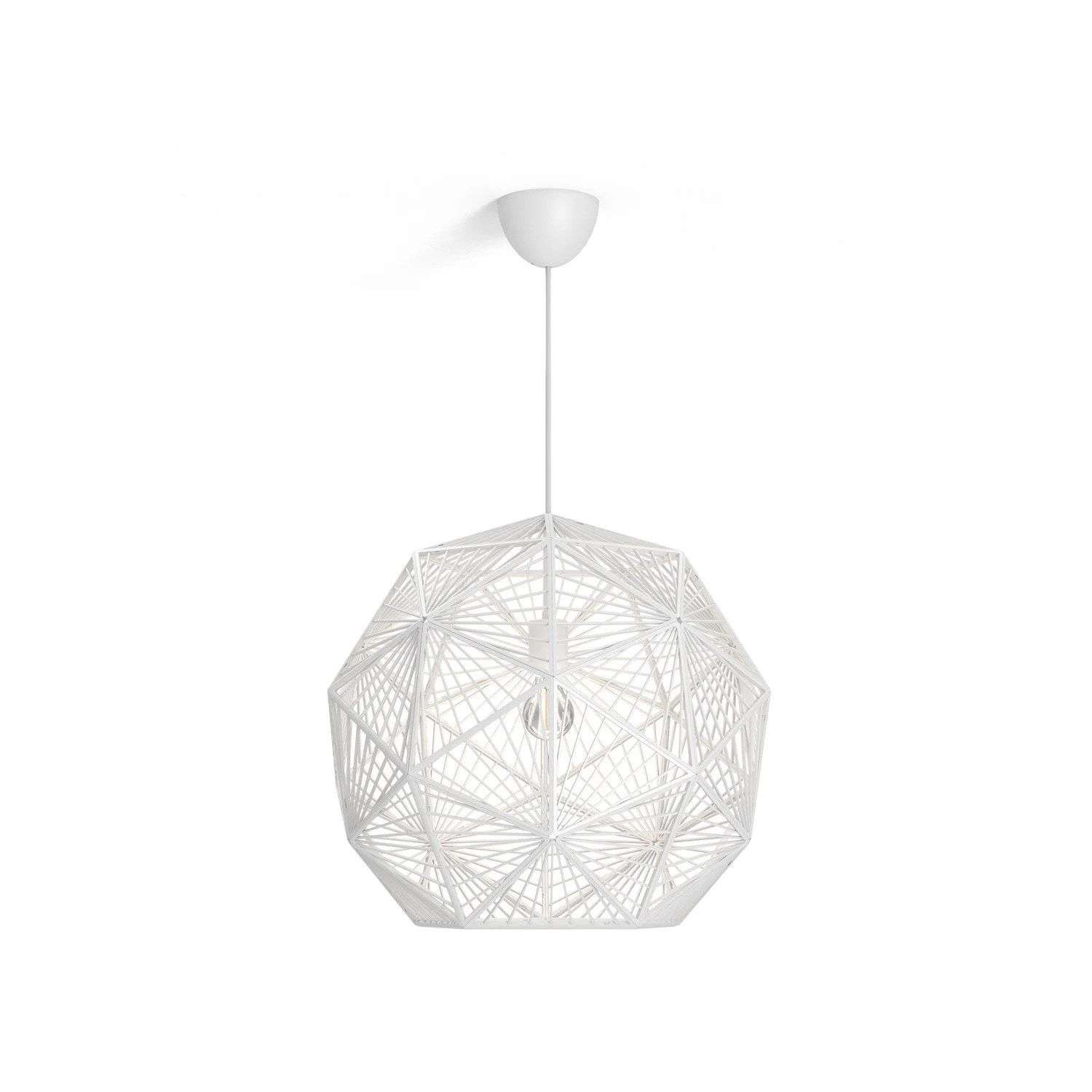 Suspension Blanche Suspension Blanche Design Suspension Blanche Design Harper