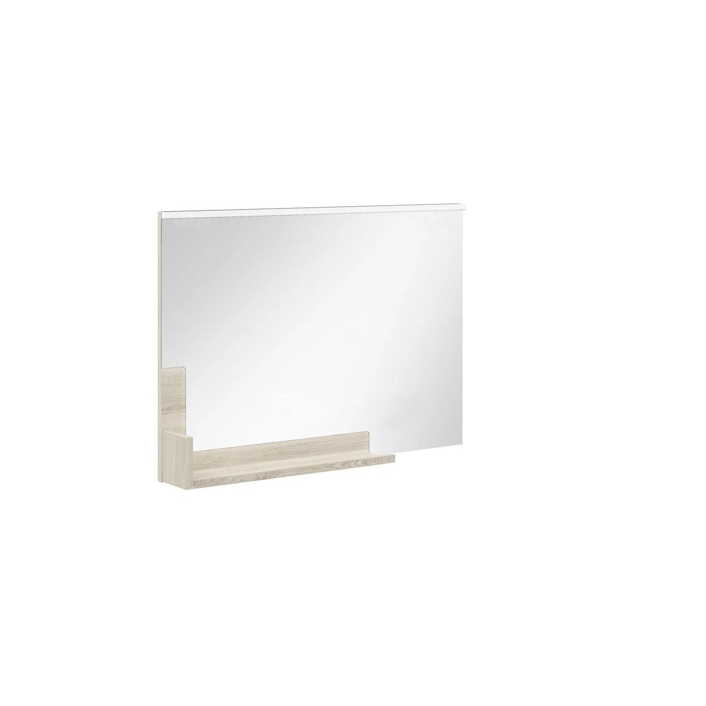 Miroir Salle De Bain Avec Tablette Et Spot | Miroir Tablette Salle ...