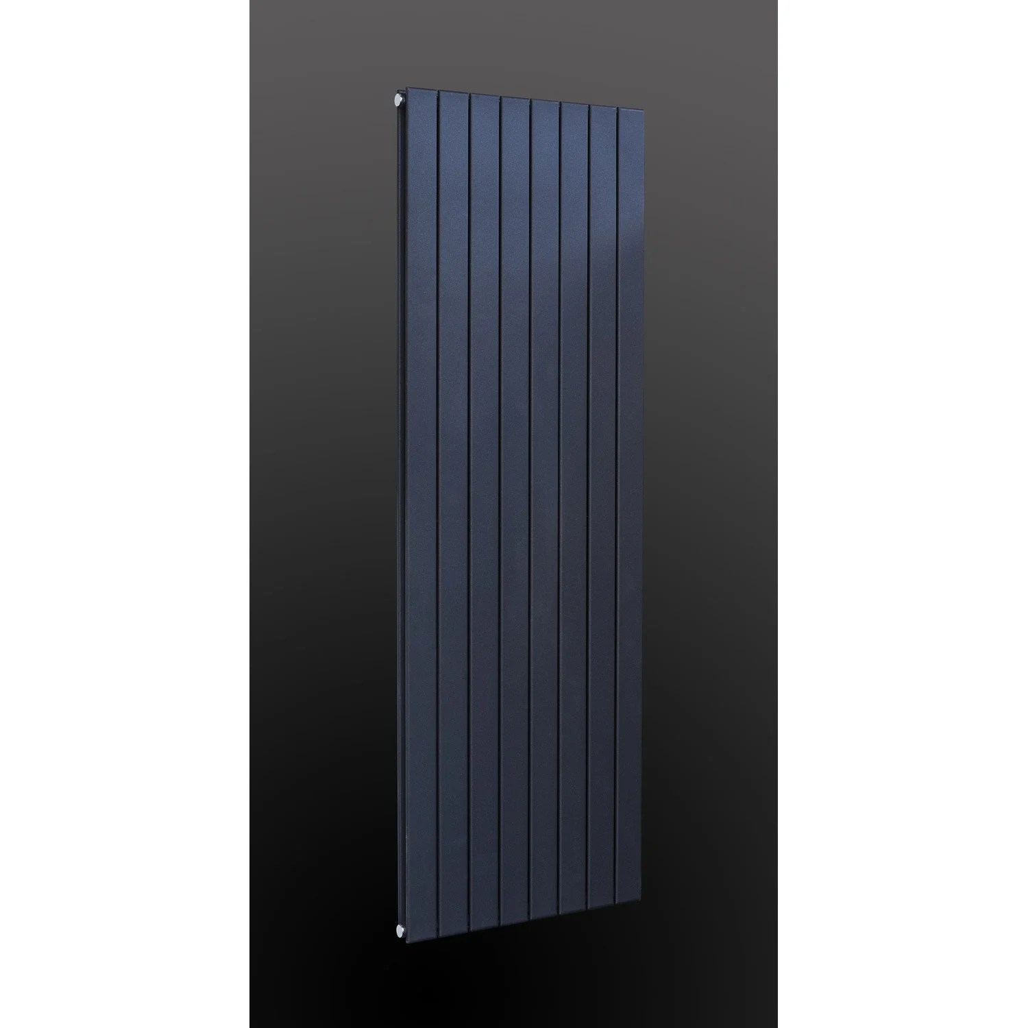 Leroy Merlin Radiateur Vertical Radiateur Chauffage Central Pianosa Anthracite L 59 8 Cm 1891 W