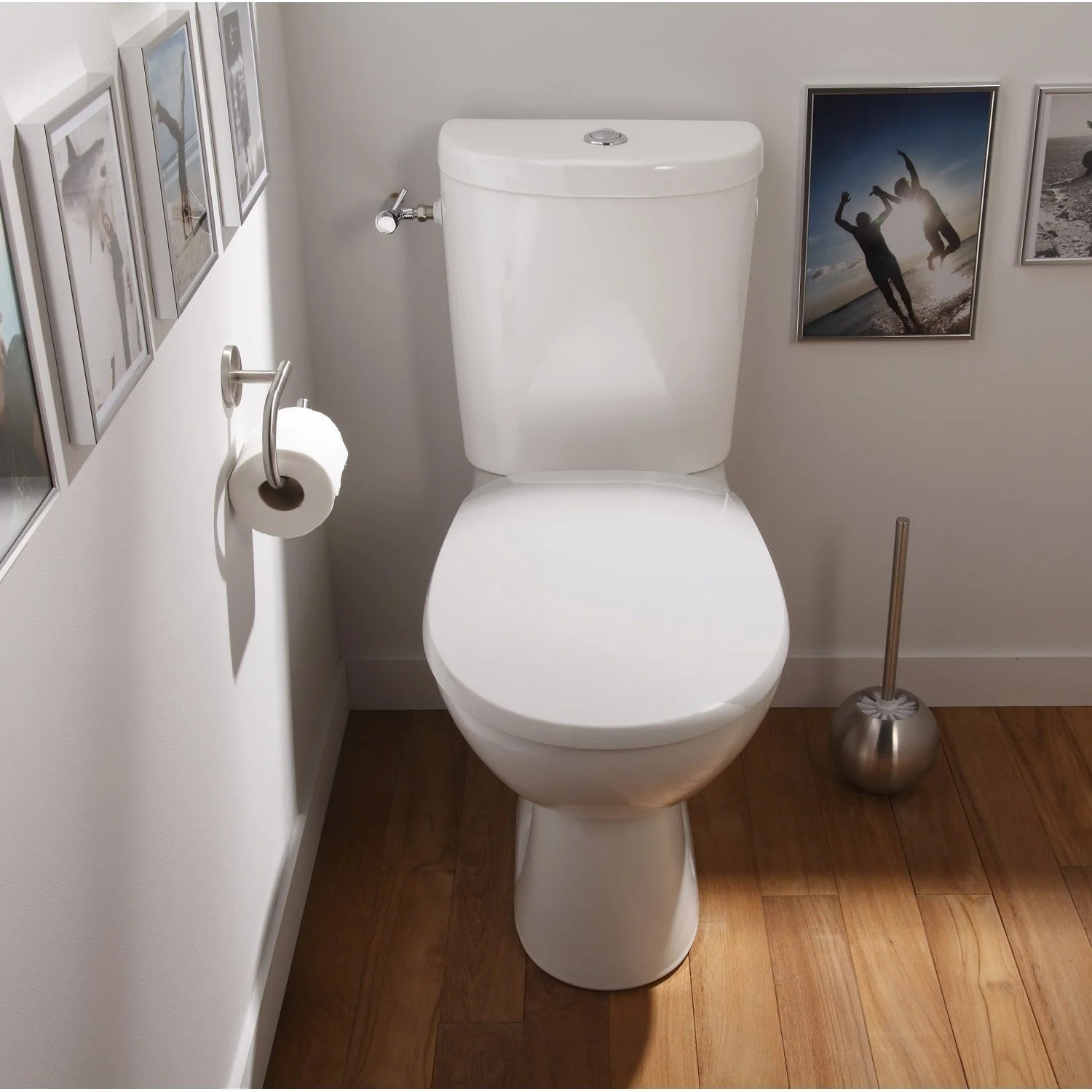 Wc Ideal Standard Leroy Merlin Pack Wc à Poser Sortie Horizontale Sensea Remix