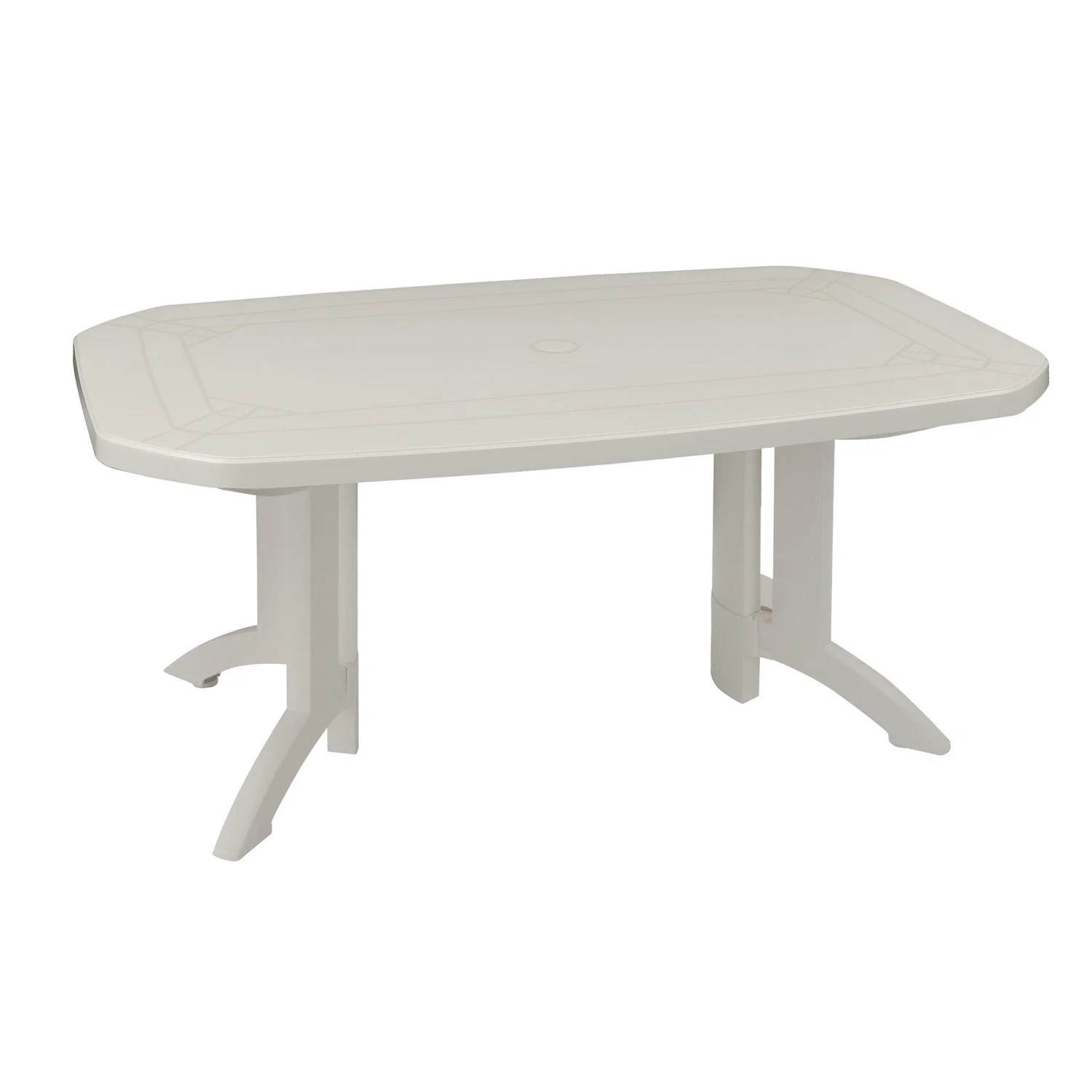 Salon De Jardin Grosfillex | Table De Jardin Verte Grosfillex