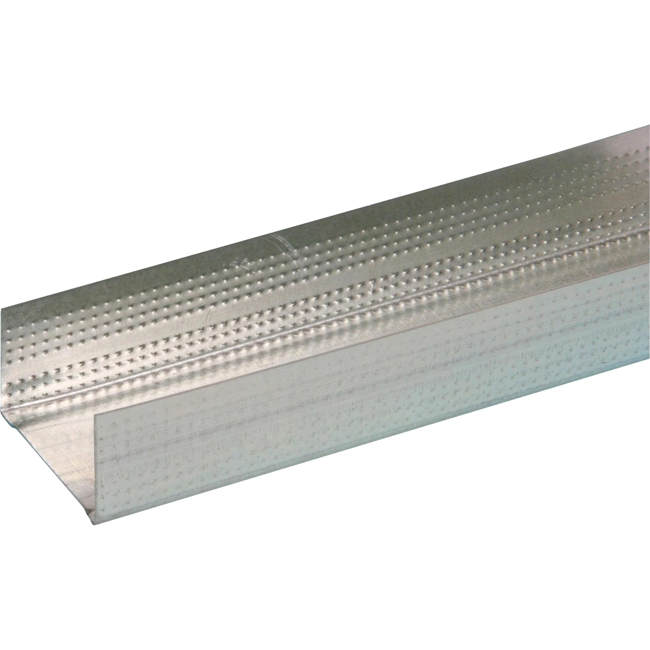 Isolation Exterieur Aluminium Rail De 48 35 Mm Long 3m