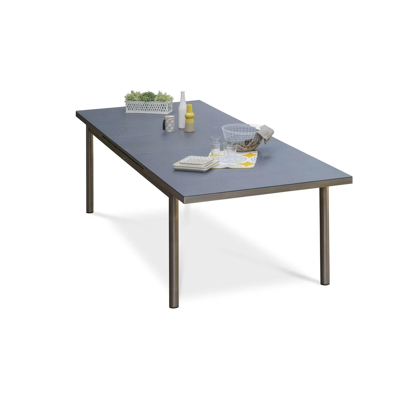 Table De Terrasse Inox