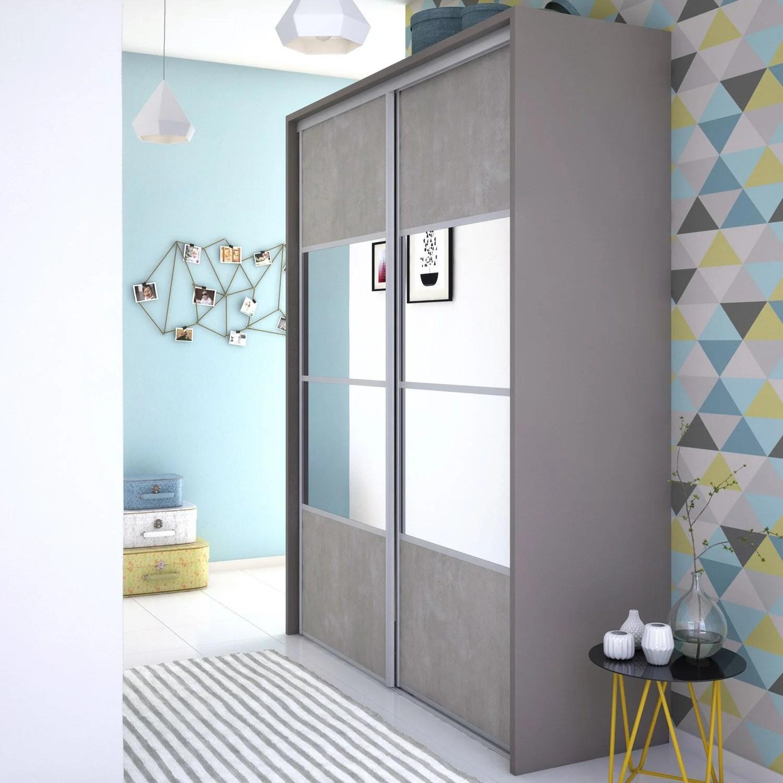Porte De Placard Atelier Coulissante Leroy Merlin Porte Miroir