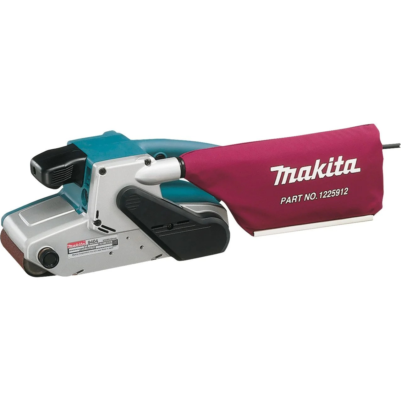 Leroy Merlin Ponceuse A Bande Ponceuse à Bande Filaire Makita 1010 W