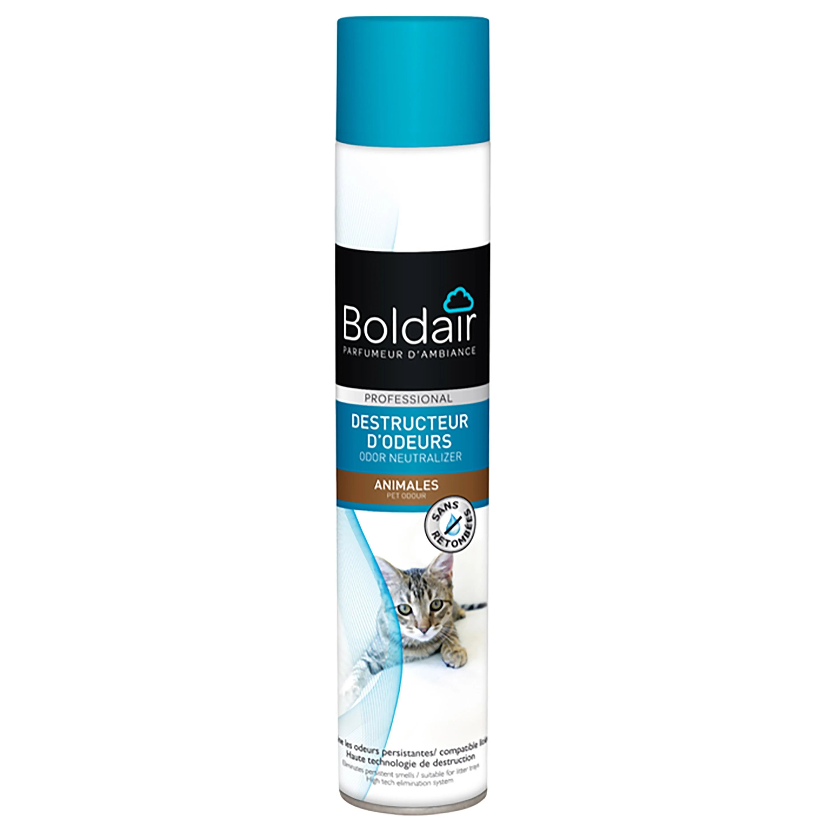 Canapé Modulable Hornet Destructeur D Odeur Animal Boldair 500ml